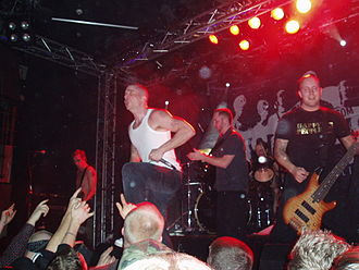 Raised Fist - Live at Sticky Fingers
