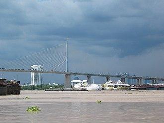 Yan Nawa District - Rama IX Bridge