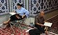 Ramadan 1439 AH, Qur'an reading at Goharshad Mosque, Mashhad - 29 May 2018 01.jpg