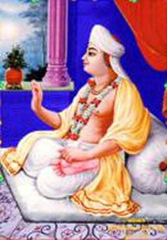 Swaminarayan Sampraday - A portrait of Ramanand Swami
