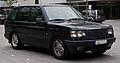 Range Rover 4.6 HSE (II) – Frontansicht, 12. Juli 2014, Düsseldorf.jpg