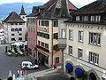 Rapperswil - Hauptplatz lMG 0356.JPG