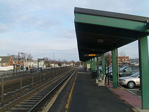 Raritan Station facing eastward.JPG