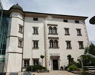 Spittal an der Drau - Town hall
