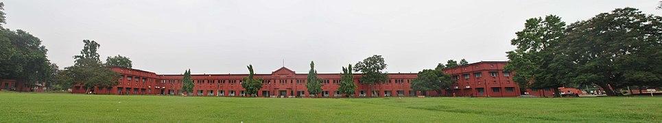 Panoramic view of Ravenshaw University