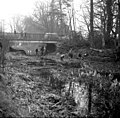Reading Road Bridge, Basingstoke Canal, from the west - geograph.org.uk - 478361.jpg