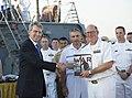 Reception with Ambassador Pyatt Aboard USS ROSS, July 24, 2016 (27968048373).jpg