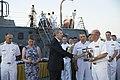 Reception with Ambassador Pyatt Aboard USS ROSS, July 24, 2016 (28550918226).jpg