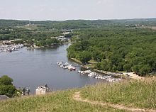 Barn Bluff (Red Wing, Minnesota) - Wikipedia