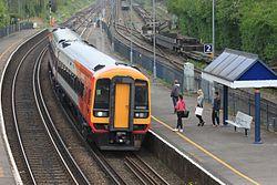 Redbridge - SWT 158886 Salisbury service.JPG