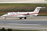 Redstar Aviation, TC-RSD, Learjet 45 (44385228685).jpg