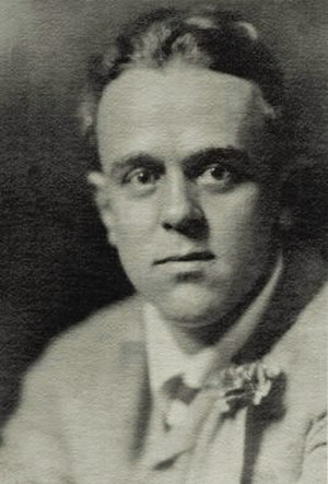 John Reed (journalist) - John Reed, c. 1917