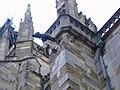 Regensburger Dom, Nordfassade, Wasserspeier 2.jpg