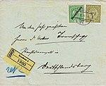 Rekobrief Despin Leoben Deutschlandsberg 1919.jpg