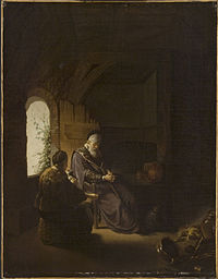 Rembrandt follower - Blind Tobit and his Wife - Cat482-nyd.jpg