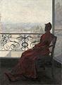 René Schützenberger - Liseuse à la fenêtre.jpg