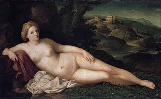 Resting Venus