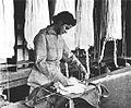 Rhodesian Women's Auxiliary Air Service, folding parachute.jpg