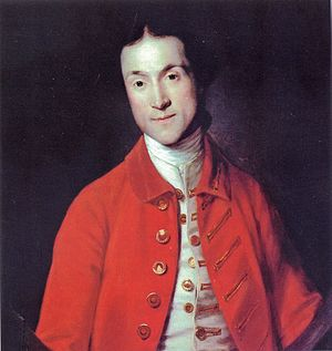 Rhadamanthus (horse) - Lord Grosvenor, owner and breeder of Rhadamanthus, attributed to Joshua Reynolds