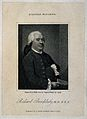 Richard Brocklesby. Stipple engraving by W. Ridley, 1798, af Wellcome V0000778.jpg