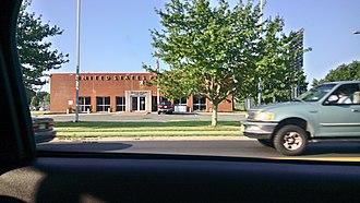 Rio Grande, New Jersey - Image: Rio Grande NJP Ost Office
