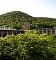 Ritsumeikan University and Mount Kinugasa (Kyoto, Japan).JPG