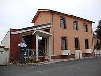 Rivas (Loire, Fr) mairie.JPG
