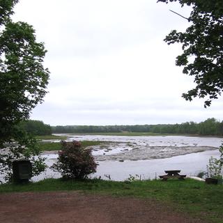 River John river in Canada