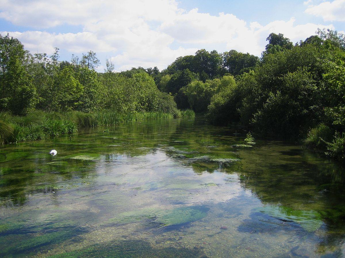 River Itchen, Hampshire