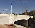 Riverside-Zoo Drive Bridge, No. 53C1298, LAHCM 910, view from northwest, 2014.jpg
