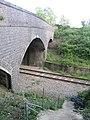 Road bridge over railway near Sandhill 2 - geograph.org.uk - 1284835.jpg