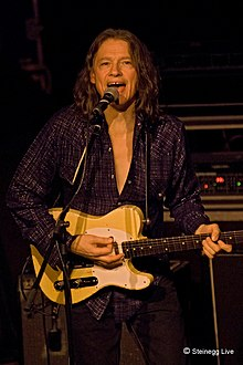 Robben Ford 2008