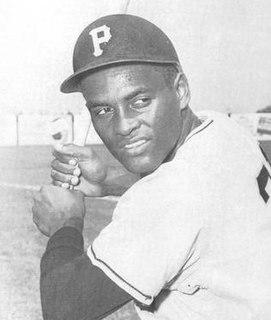 Roberto Clemente Puerto Rican baseball player