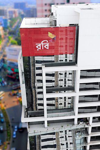 Robi - Robi Axiata Limited Corporate Headquarters