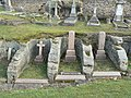 Rock hewn graves in Church (Rock) Cemetery - geograph.org.uk - 1196564.jpg