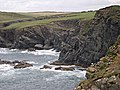 Rocky Coastline north of Trevone Bay - geograph.org.uk - 312856.jpg
