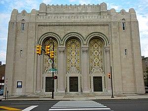 Congregation Rodeph Shalom (Philadelphia) - Image: Rodeph Shalom Synagogue