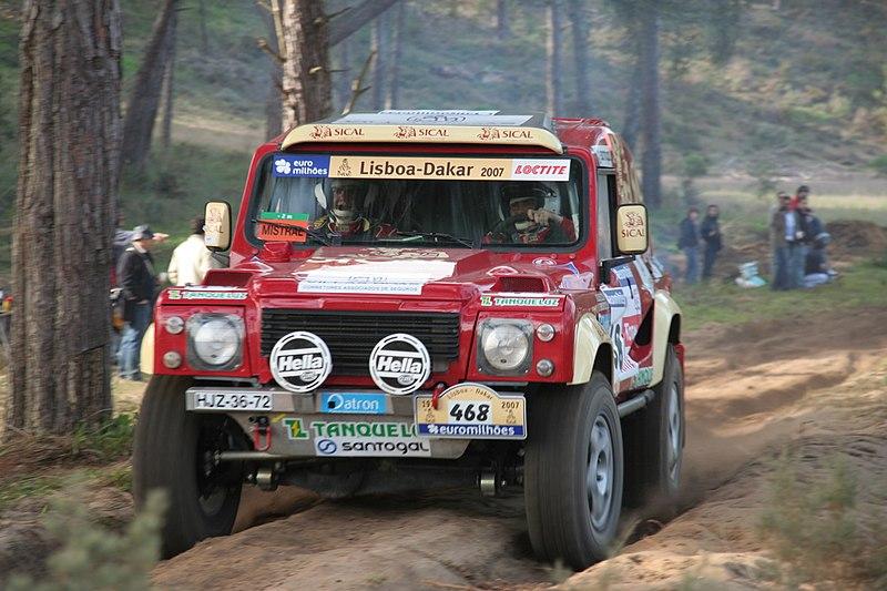 Archivo: Rodrigo Amaral Dakar2007.jpg