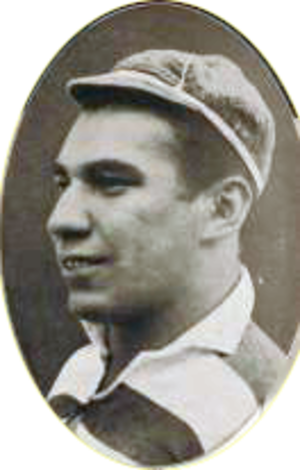 Arturo Rodríguez Jurado - Rodríguez Jurado with the Argentina rugby union team in 1929.