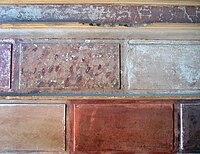 Peinture romaine - Vikidia, l\'encyclopédie des 8-13 ans