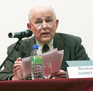 Roman Serbyn - Roman Serbyn in 2009