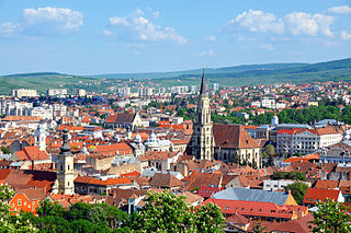 Cluj-Napoca City and county seat of Cluj County, Romania