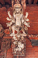 Roof Strut, Pleasures of the Flesh - Char Narayan Temple (8094970507).jpg