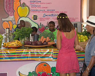 Smoothie - Smoothie bar in South Africa