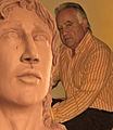 Roque Avila and his sculpture.jpg