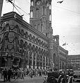 Rotes Rathaus (Városháza). Fortepan 17433.jpg