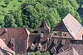 Rothenburg ob der Tauber, Burggasse 5, vom Rathausturm 20170526 002.jpg