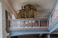 Rothenburg ob der Tauber, Leuzenbronn 28, Evangelische Kirche-20131206-013.jpg