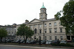Parnell Street - Rotunda Hospital, Parnell Street