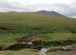 Bodmin Moor - Rough Tor